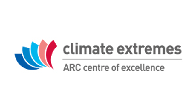 Climate Extremes ARC centre of excellence logo